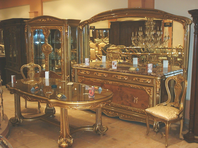 Egyptian living room furniture