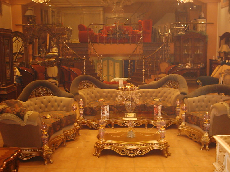 4098 - Egyptian Furniture ELkot Furniture Store In Alexandria, Egypt
